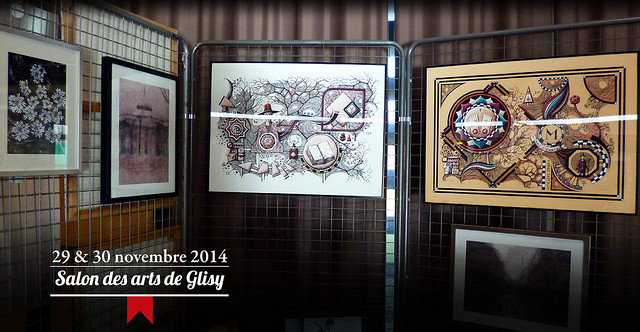 Salon des arts de Glisy 2014