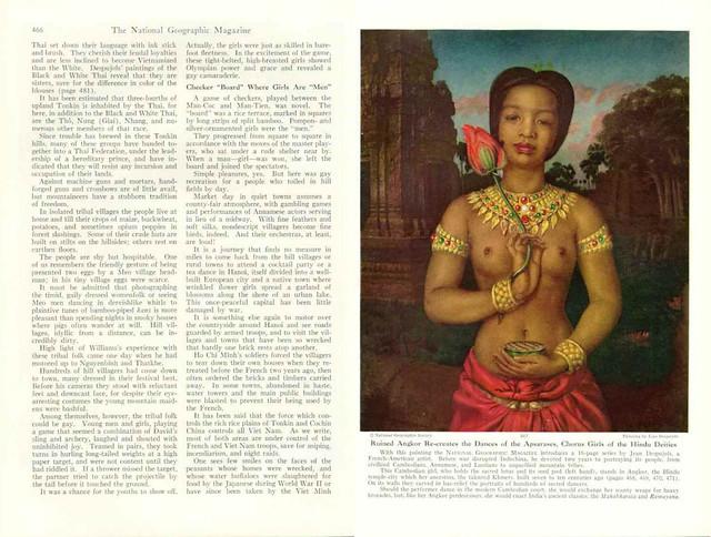 National Geographic April 1951 (4) - CHÂN DUNG ĐÔNG DƯƠNG