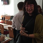 Thu, 10/09/2015 - 09:24 - Menestys, luovuus, työnilo, työn tehokkuus ja tiimityön voima olivat avainsanoja aamukahvitilaisuudessa torstaina 10.9.2015 Treenixin tiloissa. Tilaisuudessa puheenvuorot olivat Johanna Väyrysellä (Wirma Lappeenranta Oy), Esa Kalliolla (Lähitapiola Kaakkois-Suomi), Kati Räisäsellä (CDM Oy), Mari Ravattisella (Treenix Oy) ja Jami Holtarilla (Etelä-Karjalan Yrittäjät ry). Kiitokset kaikille osallistumisesta ja energisestä tilaisuudesta.