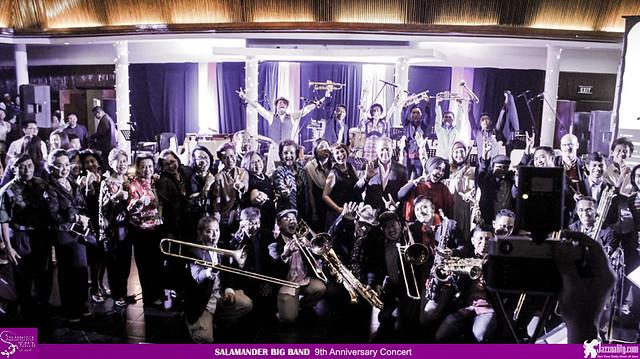 Salamander Big Band 9th Anniversary Concert (25)