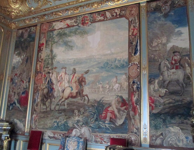 Blenheim Battle tapestry
