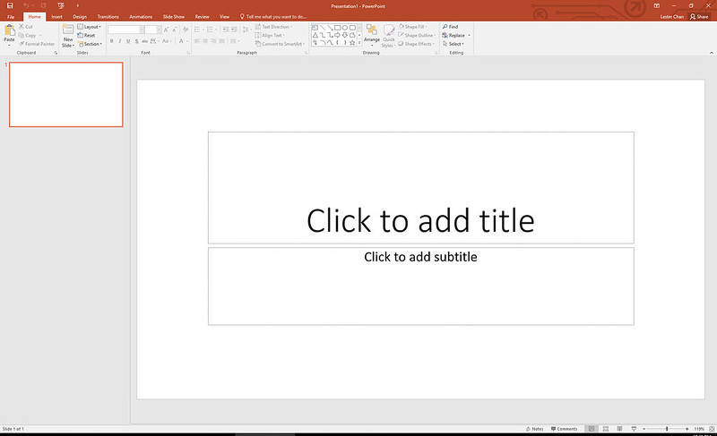 PowerPoint – Microsoft Office 2016 For Windows