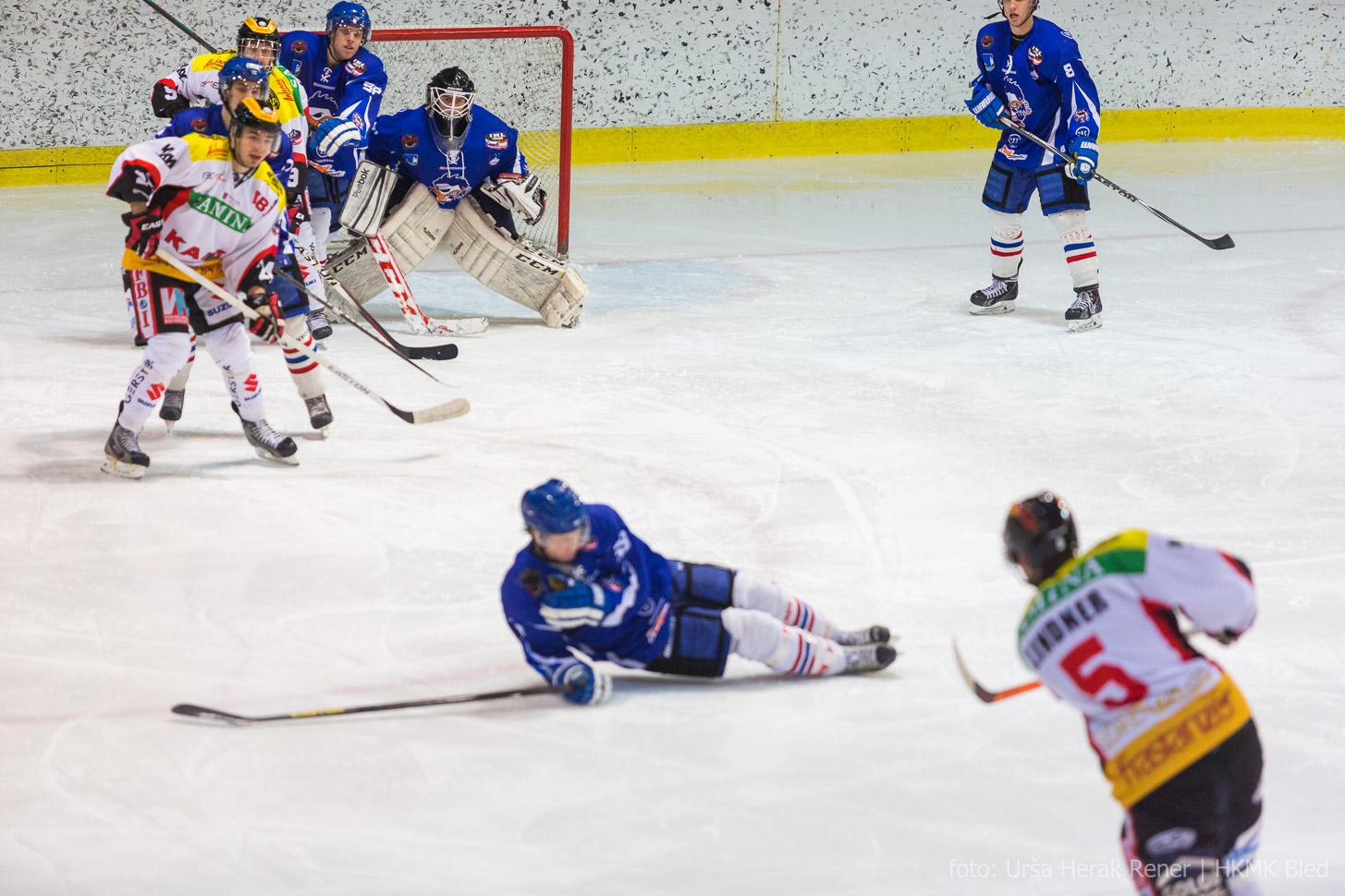 HKMK Bled vs. VEU Feldkirch