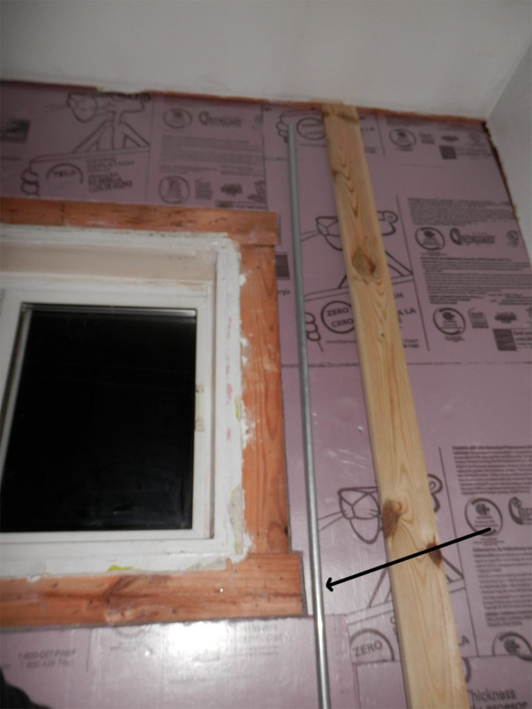 Rewiring A House Diy Worksheet And Wiring Diagram An Old Rewire Commencement Of Room With Emt Conduits Diagrams