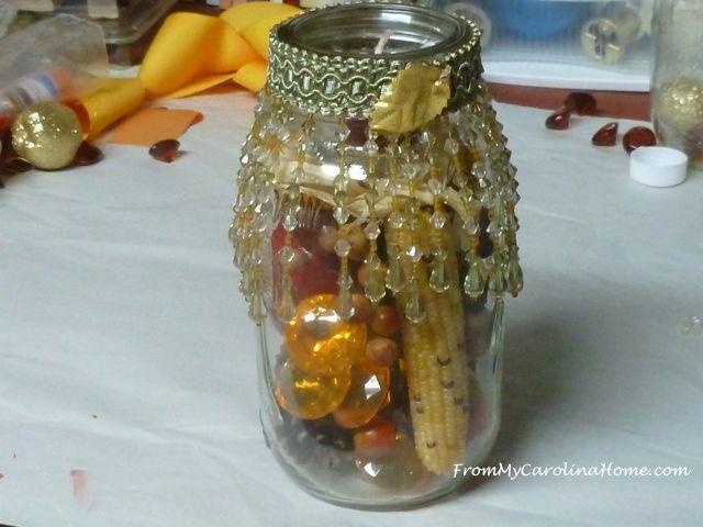 Mason Jar Fall