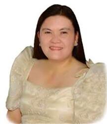 Leyte Mayor Victoria Salvacion-David