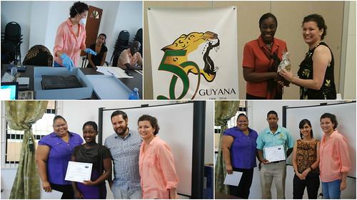 México brinda cooperación a Guyana para la preservación del archivo histórico
