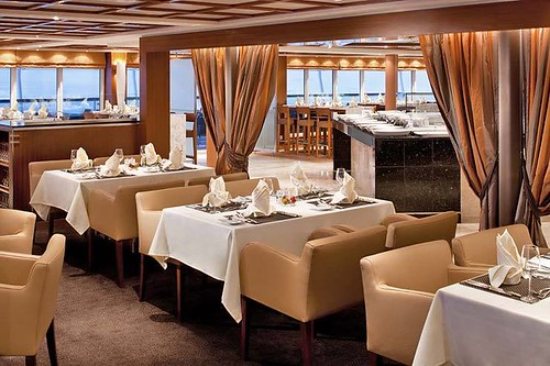 Cruise Restaurants