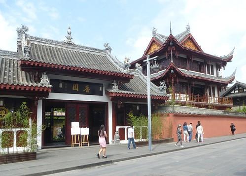 CH-Chengdu-Temple Wenshu-Quartier (7)