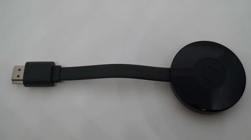 Chromecast (2015) - Integrated HDMI Cable Front