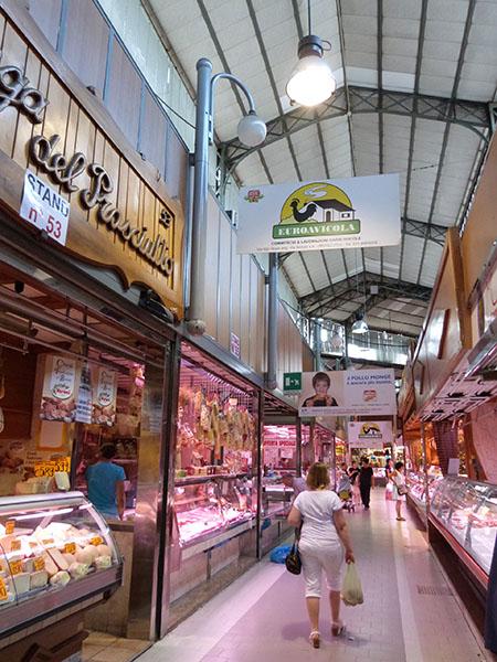 grand marché couvert de turin