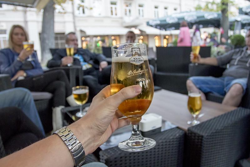 Volfas Engelman Beer in Vilnius