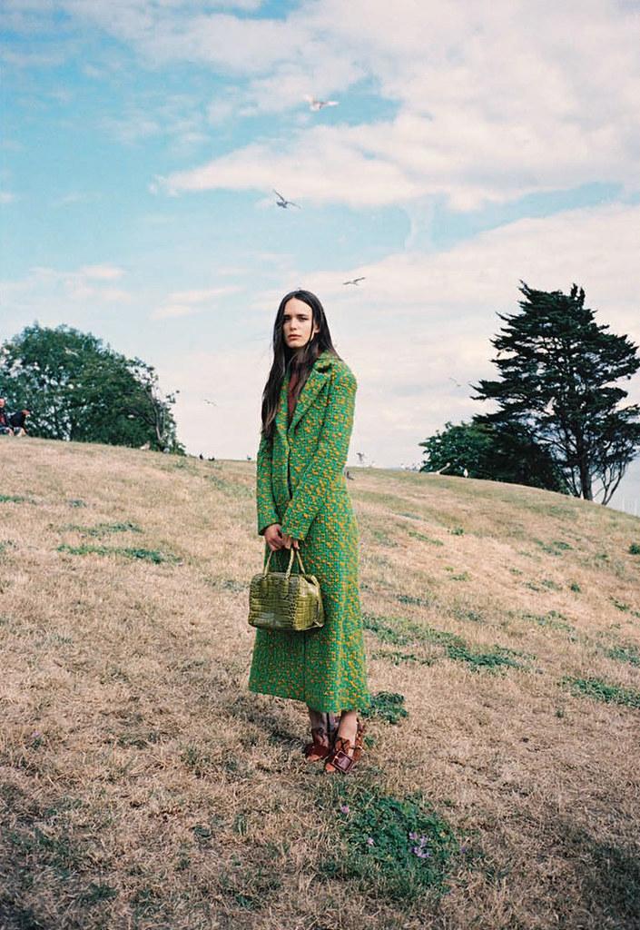 Стэйси Мартин — Фотосессия для «So it Goes» 2015 – 5