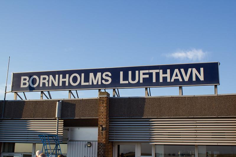 Velkommen til Bornholms Lufthavn