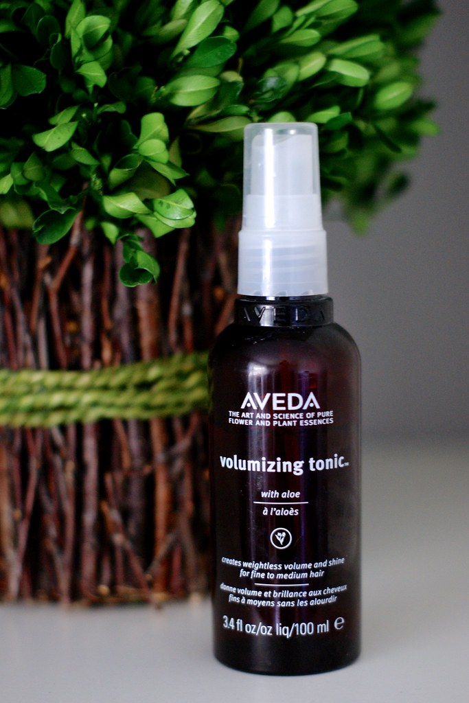 Aveda volumizing tonic review