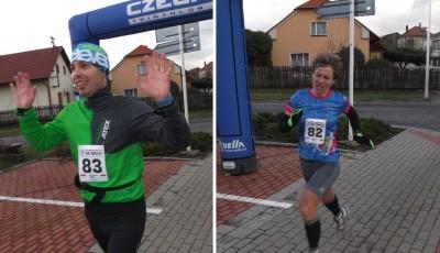 Bavor a Pachtová vyhráli Sršský maraton