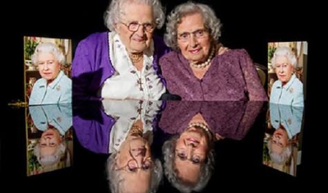 Найстаріші в світі сестри відсвяткували день народження
