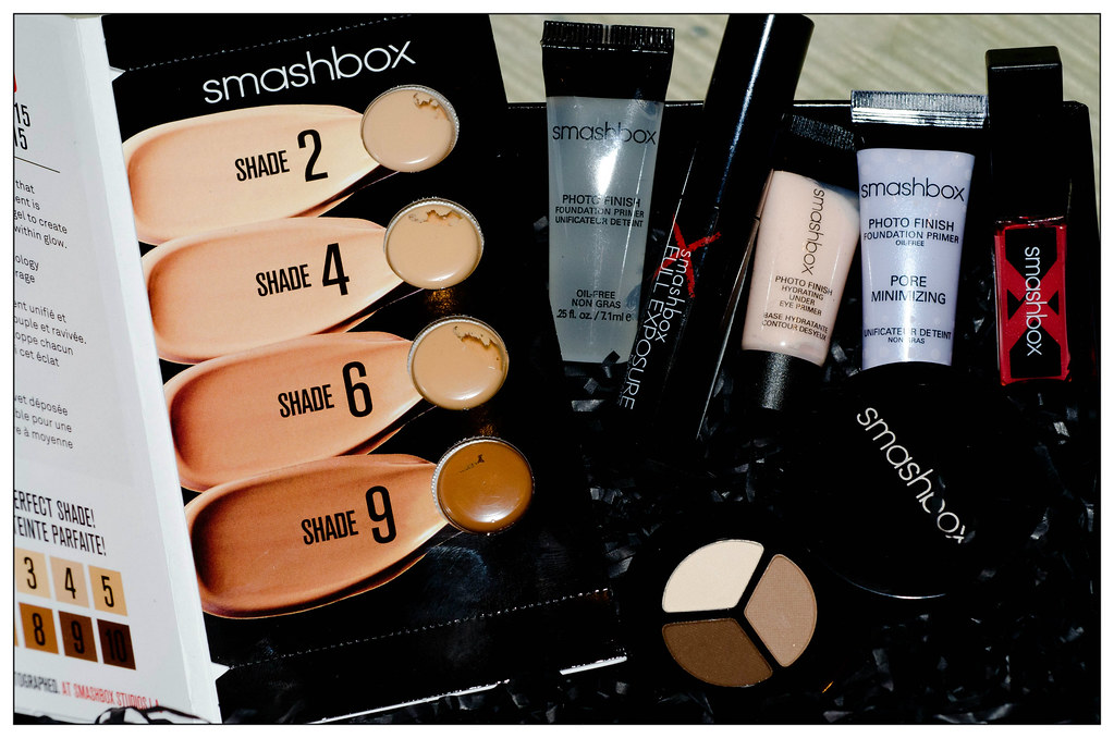allurebox smashbox отзыв mashvisage.ru