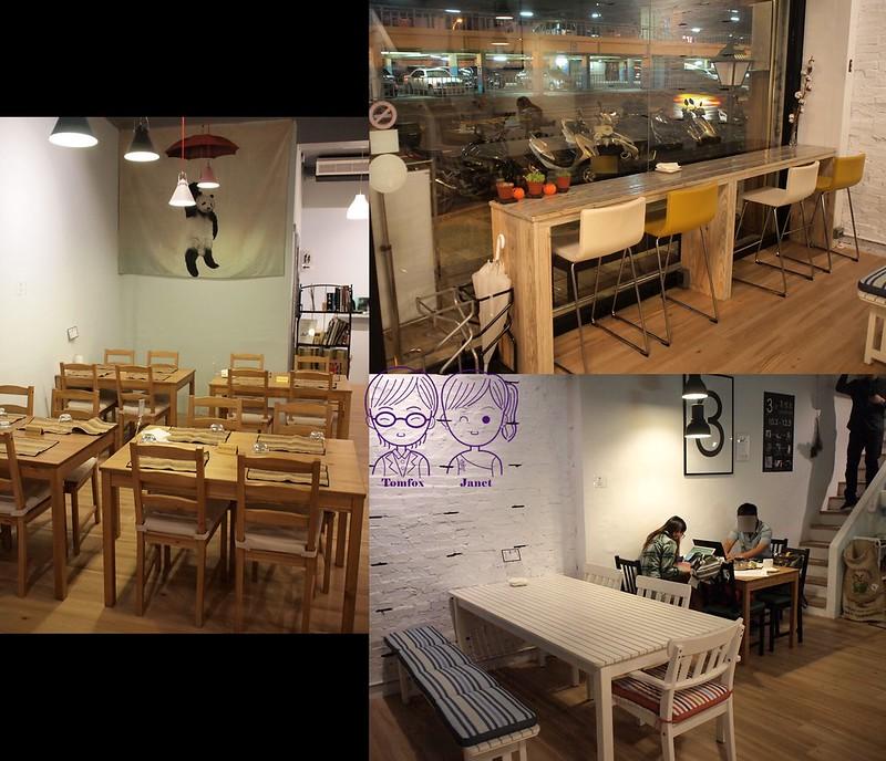 4 3 Cafe Studio 1F