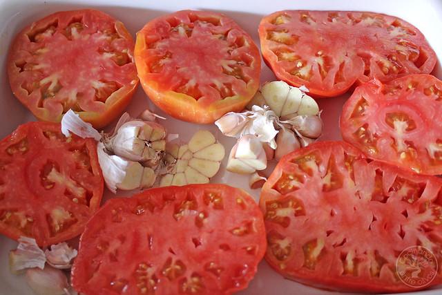 Solomillo en manteca con salsa romesco www.cocinandoentreolivos.com (31)