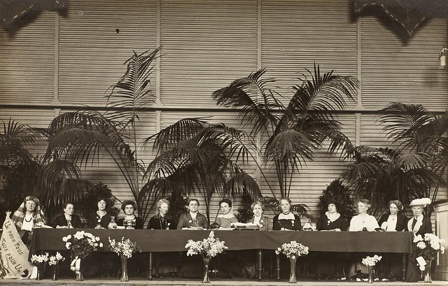 International Congress of Women, 1915. Credit: LSE Library