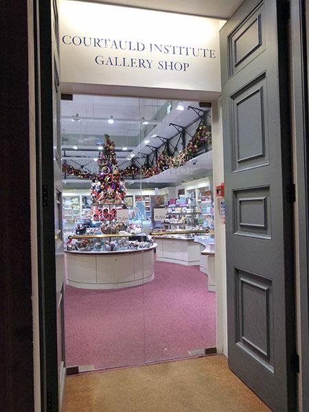 courtauld institute gallery shop