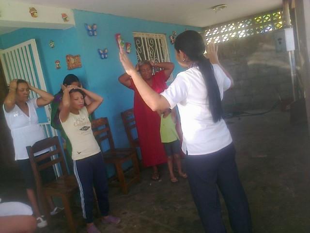 Casas de Oración: Estado Zulia 29-11-15