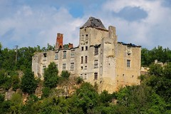 Chateau de Saint aubin de Nabirat