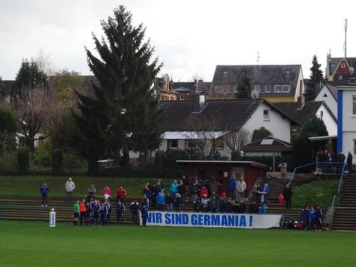 Germania Metternich 4:0 SG Westum/ Löhndorf