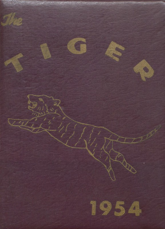 1954 South Portsmouth High School Yearbook