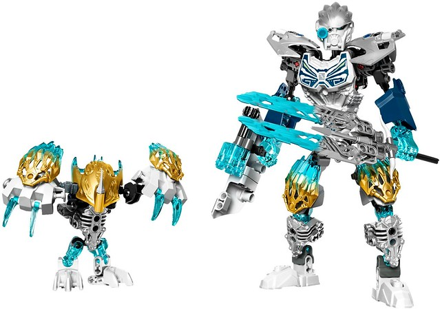 LEGO Bionicle 71311 - Kopaka and Melum (Unity set)
