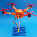 Coast Guard quad drone now with base! by Shannon Ocean