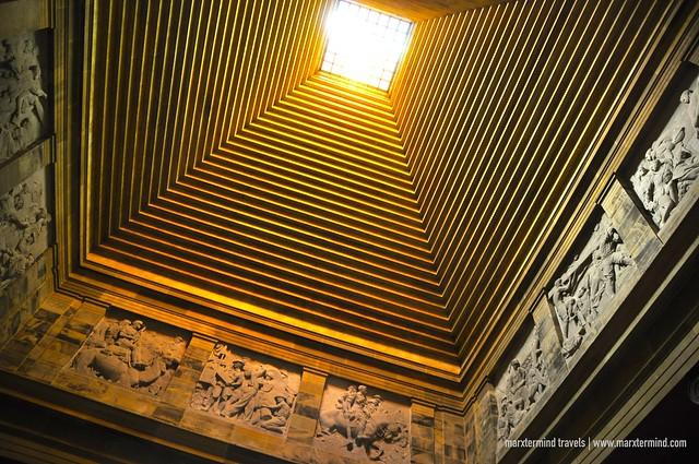 Inside Shrine of Remembrance Melbourne