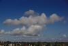 Lots of cloud cover today over Antioch and surrounding area