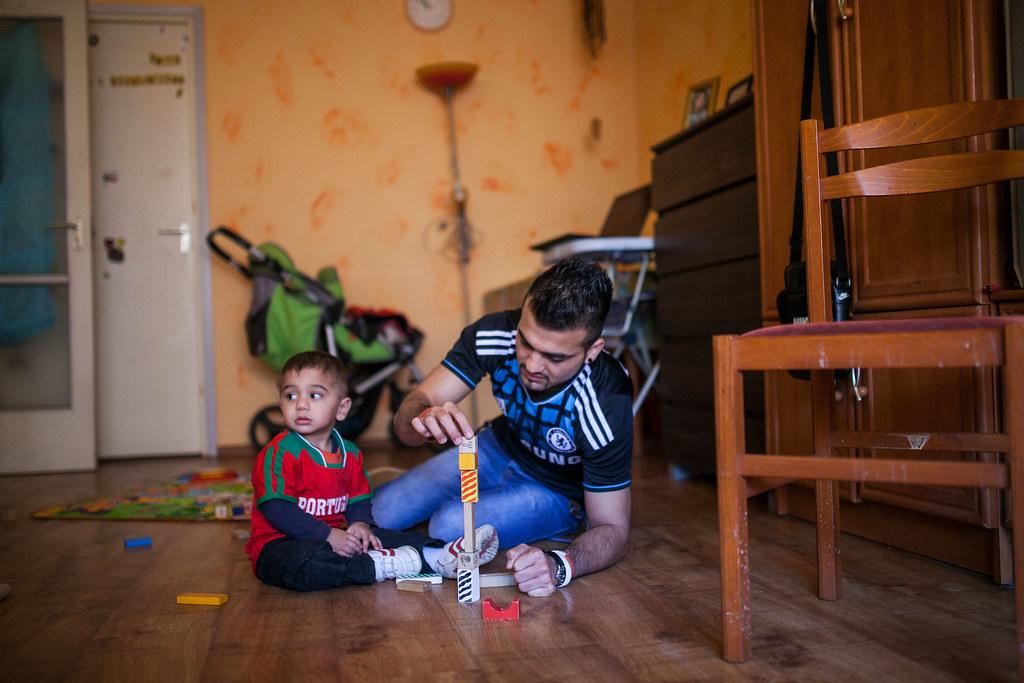 Bilal és fia