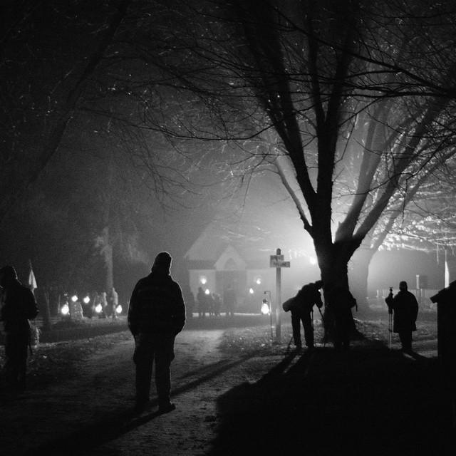 Night at Lang Pioneer Village