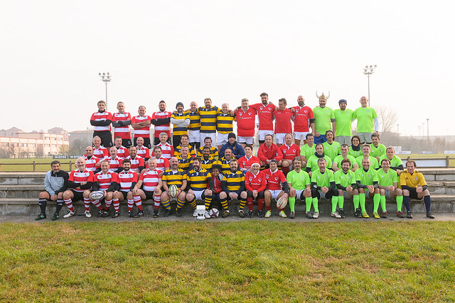 Torneo Veterans Rugby Touch