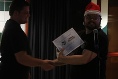 UWGB Jingle Brawl 2015