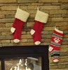 Christmas stockings 2015 close up 1