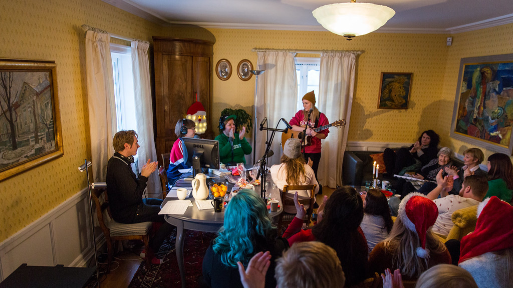 The Kåss Furuseths julelunsj 2016