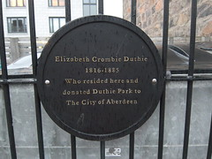 Photo of Black plaque number 42254