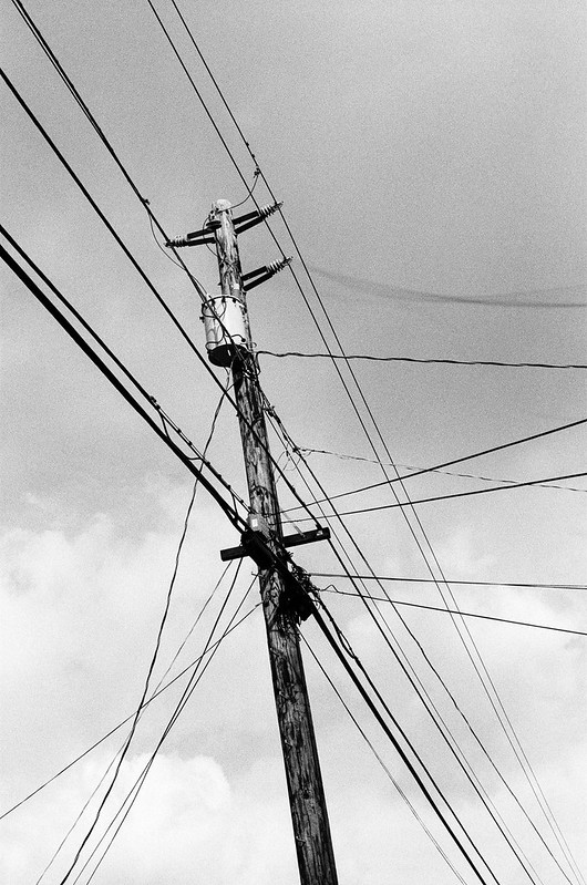 Telephone Pole, San Diego