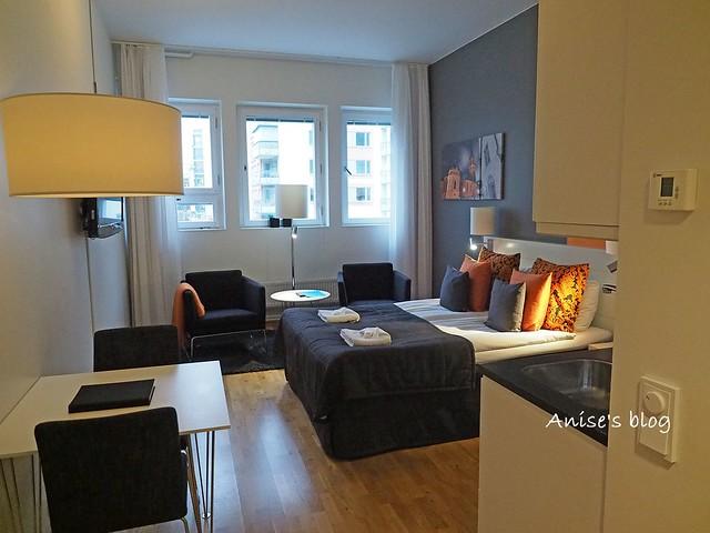 斯德哥爾摩住宿Sky Hotel Apartment_026