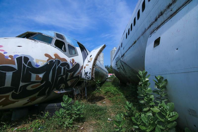 Airline Graveyard
