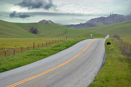california centralcoast morrobay sanluisobispocounty usa roads hills