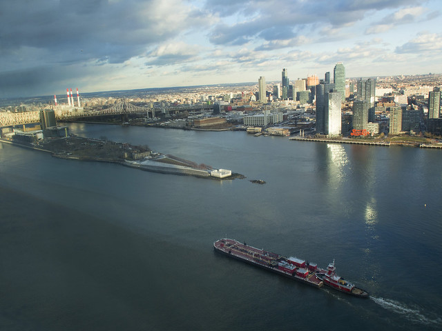 East River and Queens