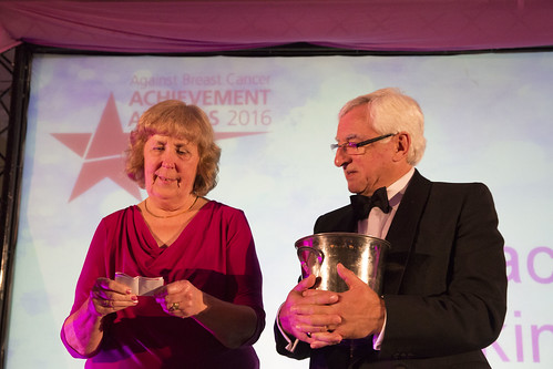 Against Breast Cancer Achievement Awards 2016