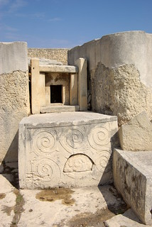 Tarxien Temples- (3)