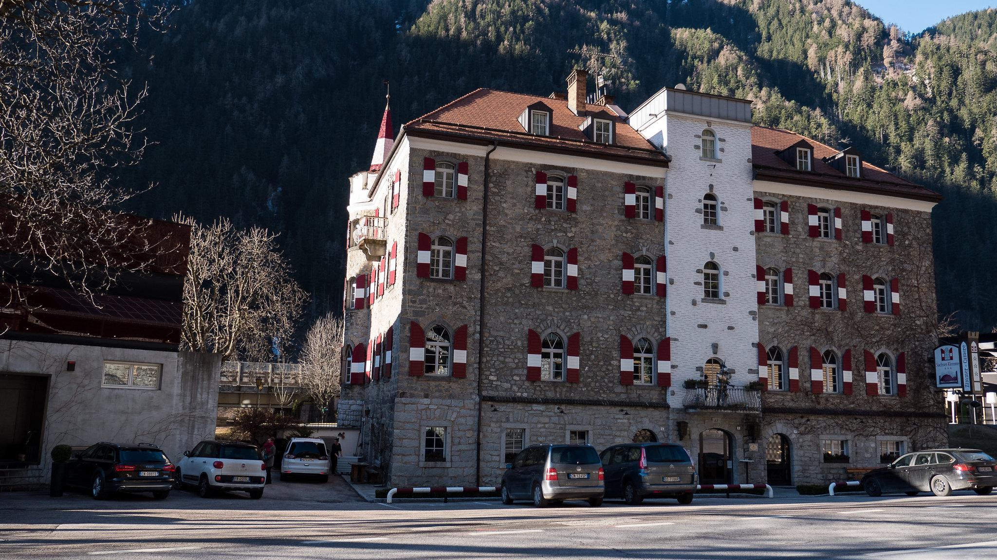 Hotelli Fortezzassa