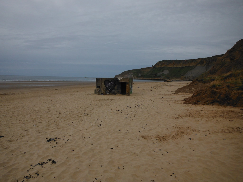Cayton Bay Pillbox 5